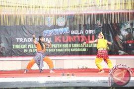 Festival Kuntau Lestarikan Seni Nilai-Nilai Leluhur
