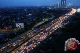 55.000 Kendaraan Balik Ke Jakarta Pascalibur