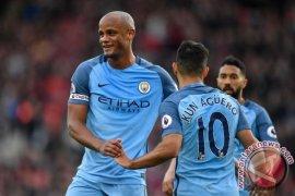 Manchester City ingin bangun dinasti sepak bola Inggris sebelum taklukkan Eropa