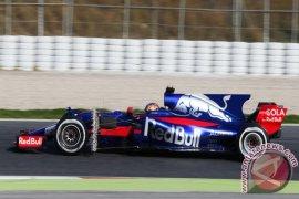 Sean Gelael Puas Debut F1