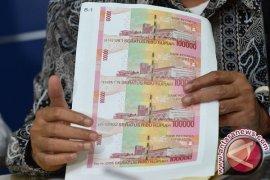 Uang emisi baru sudah dipalsu, disita Rp600 juta