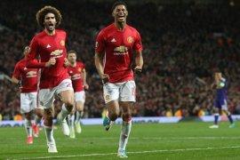 Rashford Penentu Kemenangan United Singkirkan Anderlecht