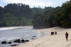 """Pantai Ngalur, """"Surga"""" di Balik Hutan Lindung"""
