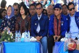 Pariwara :Pelantikan JR Saragih Ketua DPD Demokrat  Sumut