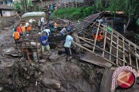 Banjir Bandang di Magelang Tewaskan Lima Orang