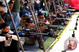 Lanal Lhokseumawe selenggarakan turnamen menembak