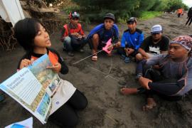 Nelayan Belajar Bahasa Inggris