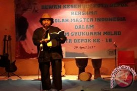 Nuroji: Pemkot Depok Wajib Lakukan Pemajuan Kebudayaan