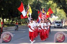 Indonesia Negara Kesembilan Penerima Obor SEA Games