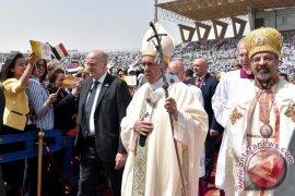 Paus Katakan Vatikan Siap Jadi Mediator di Venezuela