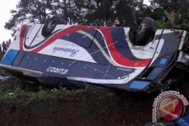 Bus Yang Kecelakaan Di Puncak Cianjur Teryata Tidak Laik Jalan