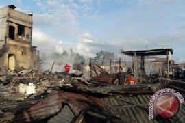 26 unit ruko di Aceh Selatan terbakar