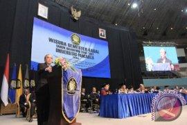 Wisuda Universitas Pancasila Jakarta