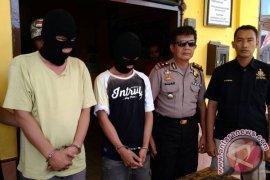 Kepolisian Bengkulu Bekuk Dua Pengedar Sabu