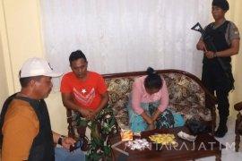 Polres Situbondo Tangkap Ibu-Anak Pengedar Narkoba