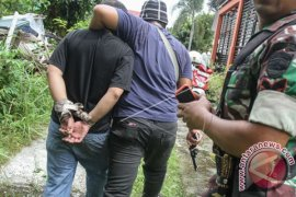 159 Tahanan Kabur Rutan Pekanbaru Diringkus