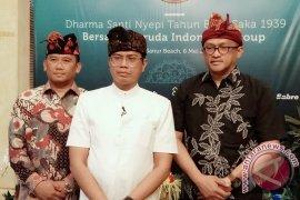 """Garuda Indonesia Gelar """"Dharma Santhi Nyepi 1939"""""""