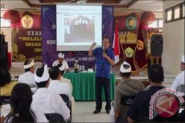 KIP Bali Sosialisasikan Keterbukaan Informasi Publik di STAHN Singaraja
