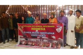 LSM Cinta Negeri Sampaikan Kebhinnekaan Bangsa Indonesia