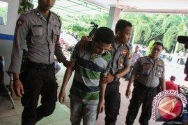 Polisi Padangpariaman Tangkap Napi Kabur Dari Riau