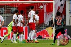 Cetak Tiga Gol di Pengujung Laga, Muenchen Bekap Leipzig 5-4