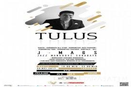 UM Surabaya Hadirkan Penyanyi Tulus dalam J-Mags