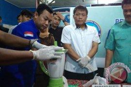 BNNP Musnahkan 300 Gram Sabu-Sabu Asal China