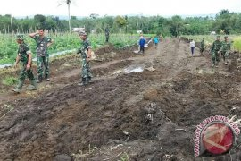 TMMD Kabupaten Kepahiang Libatkan Ratusan Personel