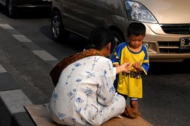 Masyarakat Singkawang Diimbau Jangan Beri Pengemis Uang