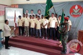 Pemuda Muhammadiyah Pangkalpinang Lantik Pengurus Cabang