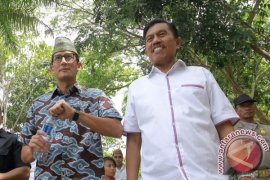 Kegiatan Wagub DKI Jakarta Terpilih, di Gorontalo