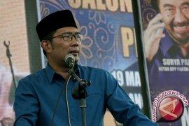 Ridwan Kamil Tolak Jadi Bakal Calon Wagub