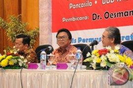 MPR: Empat Pilar tidak boleh diotak-atik