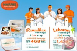 Pengalaman Terbaik Ramadhan-Lebaran di HARRIS Hotel & Conventions Denpasar Bali