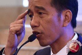 Jokowi: hilangkan persepsi Islam musuh Amerika