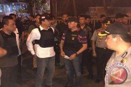 Kepala BIN dan Kapolda Sambangi TKP Bom Kampung Melayu