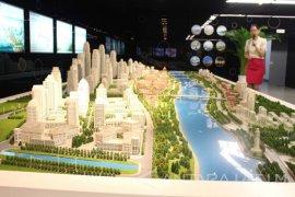 Mengintip Penataan Kota Tianjin  (Video)