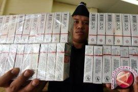 Polda Jambi amankan 36.000 bungkus tanpa cukai