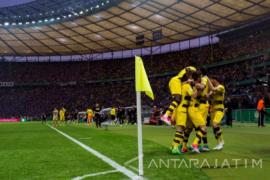 Dortmund Raih Kemenangan dari Gol Tunggal Reus