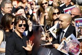 "Tom Cruise akan Main di ""Top Gun 2"""