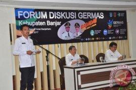Kabupaten  Banjar Bentuk Germas