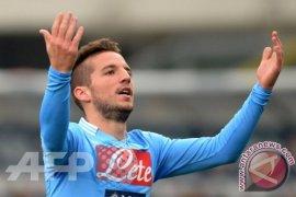 Dries Mertens Pencetak Gol Terbanyak Liga Italia
