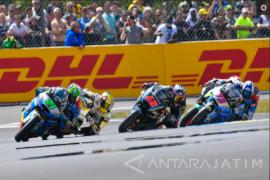 Suzuki Tercepat Hari Kedua Tes Pramusim MotoGP