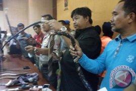 Polsek Pondokgede Ringkus Delapan Pelaku Penganiaya Polisi
