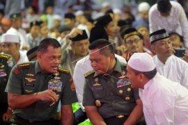 Safari Ramadan Panglima TNI