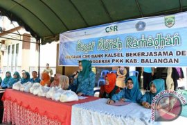TP PKK Kembali Gelar Pasar Murah Ramadhan