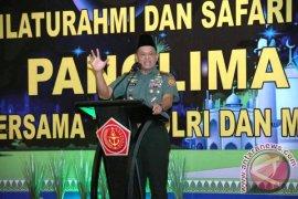 Panglima TNI Ajak Masyarakat Malut Waspadai ISIS