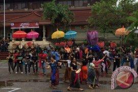 "ISI Denpasar Daftarkan Hak Cipta ""Ketug Bumi"" (video)"
