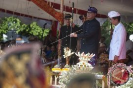 Mendagri Lepas Pawai Pesta Kesenian Bali Ke-39 (Video)