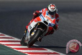Lorenzo berpisah dengan Ducati dan pindah ke tim Repsol Honda